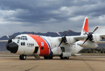 1709 - USA - Coast Guard Lockheed C-130H Hercules