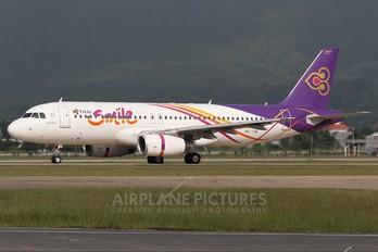 HS-TXD - Thai Smile Airbus A320