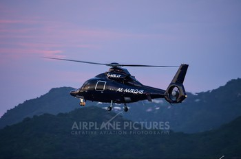 G-HBJT - Starspeed Eurocopter EC155 Dauphin (all models)