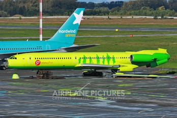 RA-85827 - S7 Airlines Tupolev Tu-154M