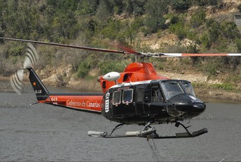 EC-JJE - Helisureste Bell 412SP