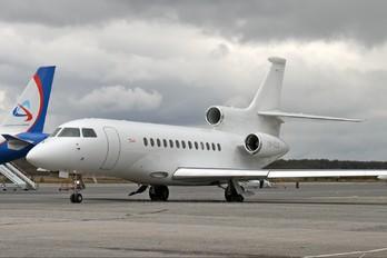 OY-CLS - Air Alsie Dassault Falcon 7X
