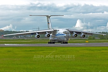 RA-78847 - Russia - Air Force Ilyushin Il-76 (all models)