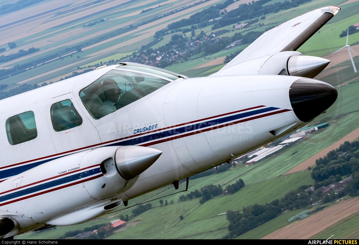 Private D-IHKL aircraft at In Flight - Germany
