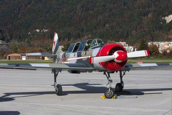 SP-YLB - Private Yakovlev Yak-52