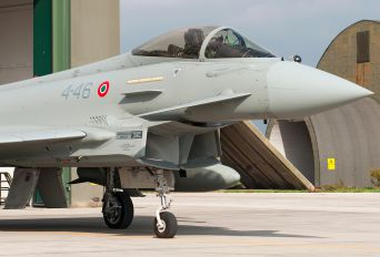 MM7326 - Italy - Air Force Eurofighter Typhoon S