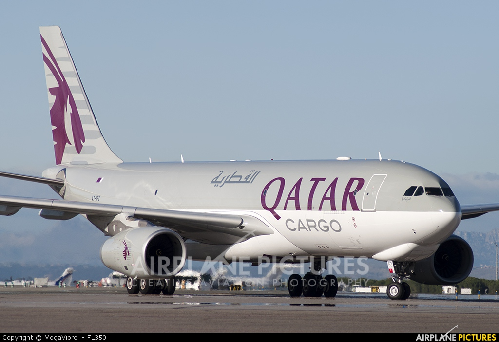 A7 afz qatar airways cargo airbus a330 200f at madrid for Oficina qatar airways madrid