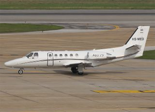 HS-MED - MJets Cessna 550 Citation Bravo
