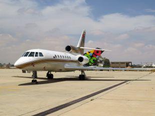 5A-DCM - Libya - Government Dassault Falcon 50