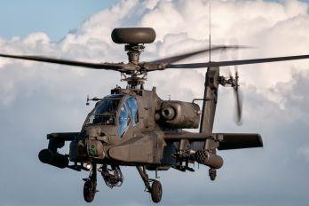 ZJ192 - British Army Westland Apache AH.1