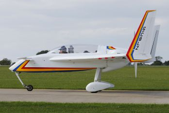 G-CBLZ - Private Rutan Long-Ez