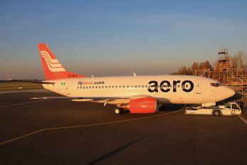 5N-BLC - Aero Contractors Nigeria Boeing 737-500