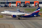 VP-BWL - Aeroflot Airbus A319 aircraft