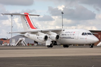 EI-RJJ - CityJet British Aerospace BAe 146-200/Avro RJ85