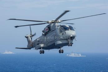 MM81634 - Italy - Navy Agusta Westland AW101 110 Merlin (Italy)