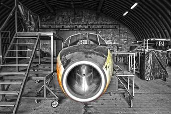 """L-17 - Netherlands - Air Force """"Historic Flight"""" Fokker S-14"""