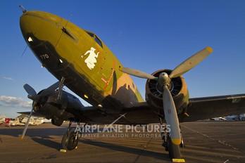 N2805J - Private Douglas C-47D Skytrain