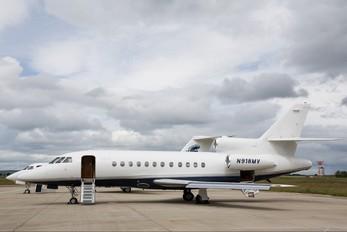 N918MV - Private Dassault Falcon 900 series