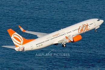 PR-GUU - GOL Transportes Aéreos  Boeing 737-800