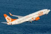 PR-GUU - GOL Transportes Aéreos  Boeing 737-800 aircraft