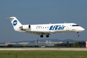 VQ-BGV - UTair Canadair CL-600 CRJ-200