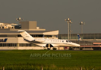 JA516J - Japan Aerospace Exploration Agency Cessna 525A Citation CJ2