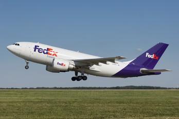 N428FE - FedEx Federal Express Airbus A310F