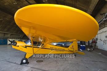 N92400 - Private Piper J3 Cub