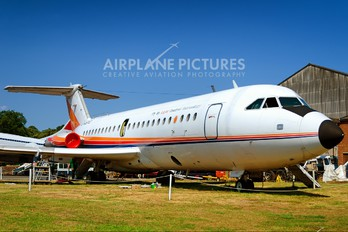 G-ASYD - British Aircraft Corporation BAC 111