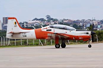 1414 - Brazil - Air Force Embraer EMB-312 Tucano T-27