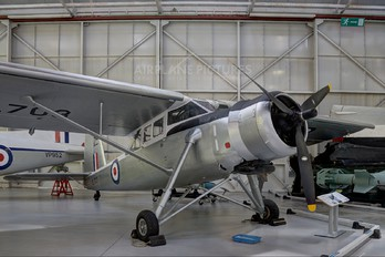 XL703 - Royal Air Force Scottish Aviation Pioneer