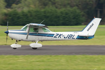 ZK-JBL - Airline Flying Club Cessna 152