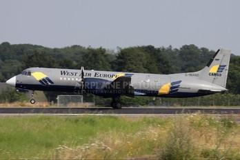 G-MANO - West Air Europe British Aerospace ATP