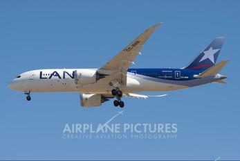 CC-BBB - LAN Airlines Boeing 787-8 Dreamliner