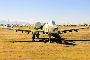 77-0256 - USA - Air Force Fairchild A-10 Thunderbolt II (all models)