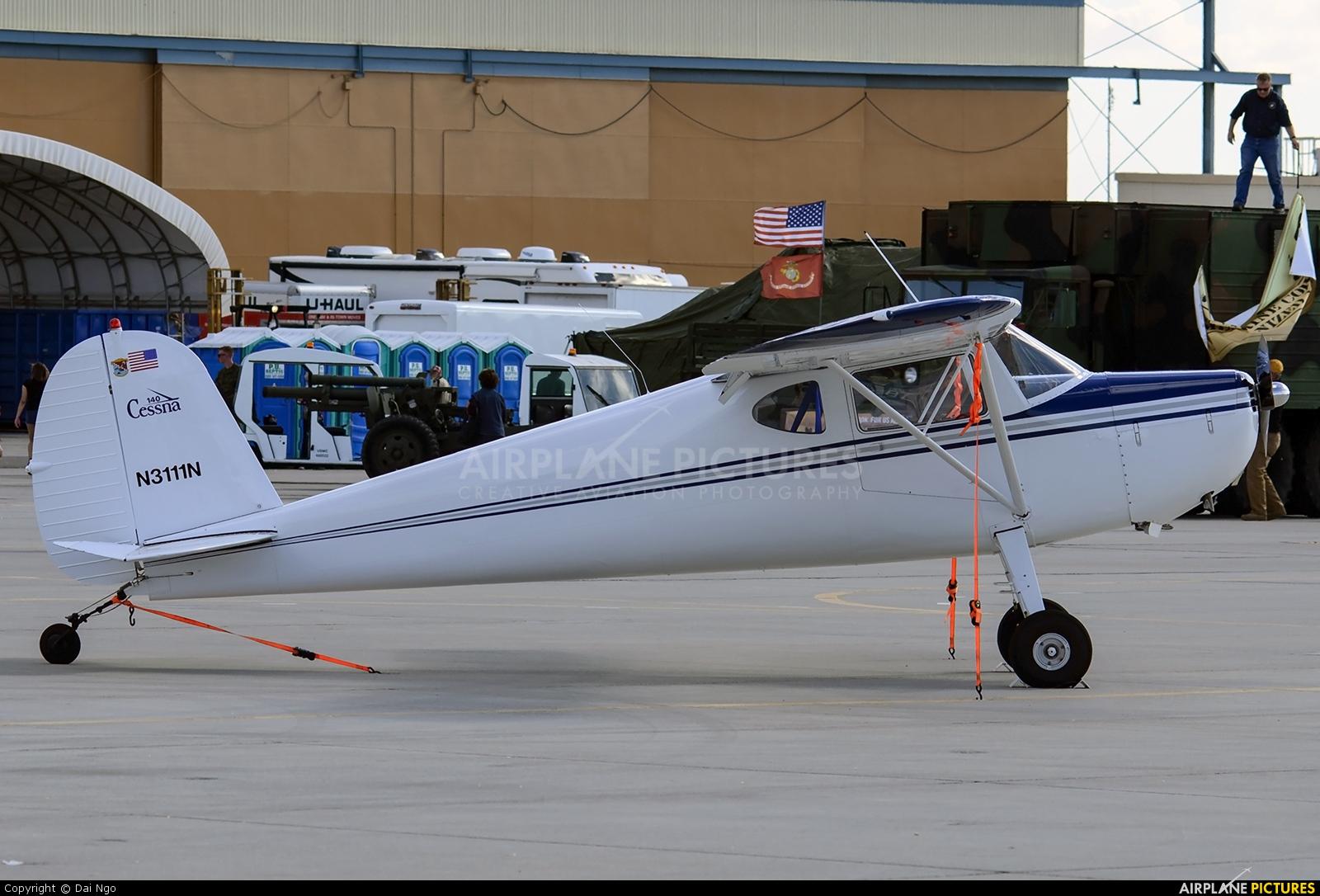 Private N3111N aircraft at Yuma