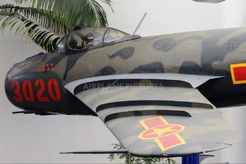 3026 - Vietnam (North) - Air Force Mikoyan-Gurevich MiG-17