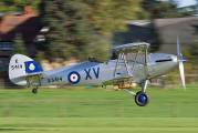 G-AENP - The Shuttleworth Collection Hawker Hind aircraft