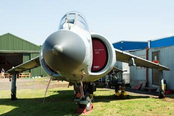 ZE694 - Royal Navy British Aerospace Sea Harrier FA.2