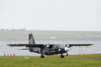 G-BLDV - Loganair Britten-Norman BN-2 Islander
