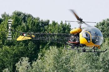 I-GBCG - Private Agusta / Agusta-Bell AB 47