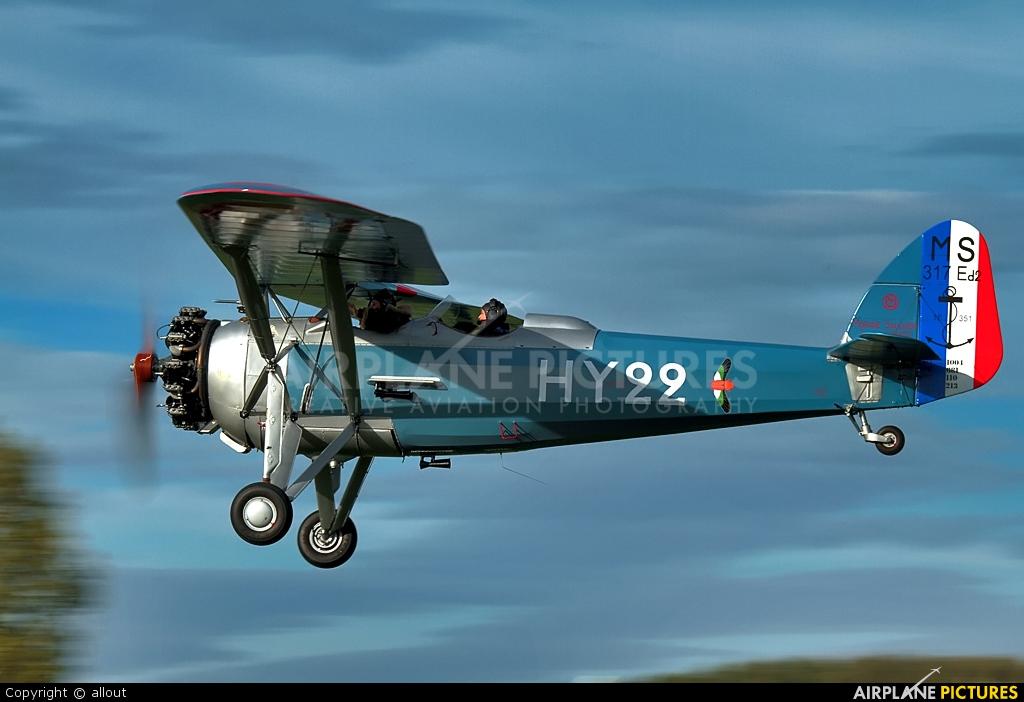 Private G-MOSA aircraft at Breighton