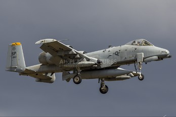81-0962 - USA - Air Force Fairchild A-10 Thunderbolt II (all models)