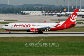 D-ABGM - Air Berlin Boeing 737-800