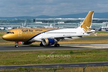 A9C-AQ - Gulf Air Airbus A320