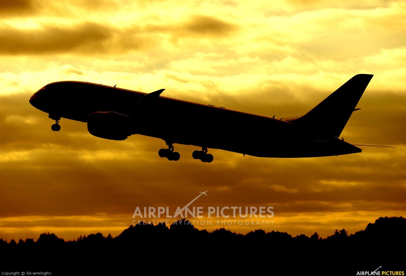 Qatar Airways A7-BCD aircraft at Stockholm - Arlanda