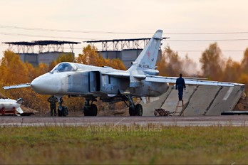 14 - Russia - Air Force Sukhoi Su-24M