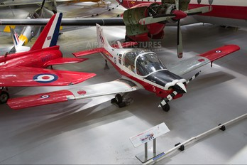 XX654 - Royal Air Force Scottish Aviation Bulldog