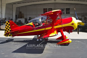 N127DJ - Private Pitts Model 12