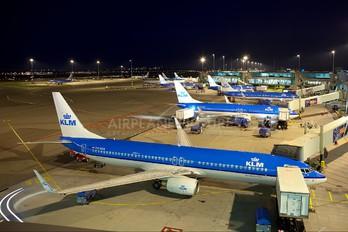 PH-BXR - KLM Boeing 737-900